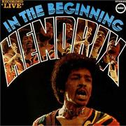 Click here for more info about 'Jimi Hendrix - In The Beginning - EX'