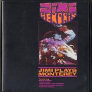 Click here for more info about 'Jimi Hendrix - Jimi Plays Monterey'