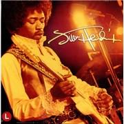 Jimi Hendrix Live 1967/68 Paris/Ottawa - L - Sealed USA box set