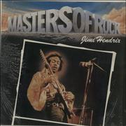 Click here for more info about 'Jimi Hendrix - Masters Of Rock'