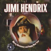 Click here for more info about 'Jimi Hendrix - Merry Christmas And A Happy New Year - White Vinyl'