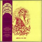 Jimi Hendrix Monterey International Pop Festival USA box set