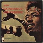 Jimi Hendrix More Experience UK vinyl LP