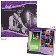 Click here for more info about 'Jimi Hendrix - Official Calendar 2006'