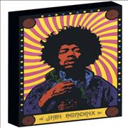 Click here for more info about 'Jimi Hendrix - Psychedelic Image Canvas Print'