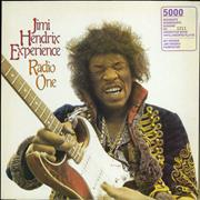 Click here for more info about 'Jimi Hendrix - Radio One - White Vinyl + Poster'