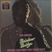 Click here for more info about 'Jimi Hendrix - Rainbow Bridge - 180gm'