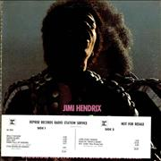 Click here for more info about 'Jimi Hendrix - Rainbow Bridge - Timing Strip'
