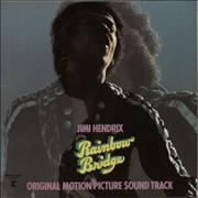 Click here for more info about 'Jimi Hendrix - Rainbow Bridge - glossy p/s'