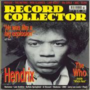 Click here for more info about 'Jimi Hendrix - Record Collector - July 2001'