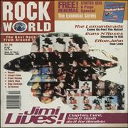 Click here for more info about 'Jimi Hendrix - Rock World - December 1993'