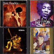 Click here for more info about 'Jimi Hendrix - Selection Of Albums'