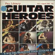Click here for more info about 'Jimi Hendrix - Sounds Fan Library No 2 - Guitar Heroes'