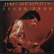 Click here for more info about 'Jimi Hendrix - Stone Free - Ex'