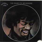 Click here for more info about 'Jimi Hendrix - The Genius Of Jimi Hendrix'