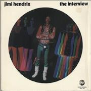 Click here for more info about 'Jimi Hendrix - The Interview - Opened shrink'