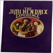 Click here for more info about 'Jimi Hendrix - The Jimi Hendrix Experience - 4 x cd box'