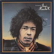 Jimi Hendrix The Legendary Jimi Hendrix - EX Netherlands vinyl LP