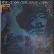 Click here for more info about 'Jimi Hendrix - Valleys Of Neptune - 180gm + Stickered Bag'