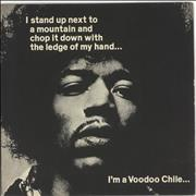 Click here for more info about ' - Voodoo Chile - 1st'