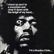 Click here for more info about 'Voodoo Chile - 1st - VG'