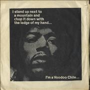 Click here for more info about 'Jimi Hendrix - Voodoo Chile - 2nd - EX'