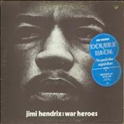 Click here for more info about 'Jimi Hendrix - War Heroes + Cry Of Love - VG'