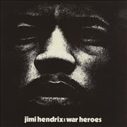 Click here for more info about 'Jimi Hendrix - War Heroes'