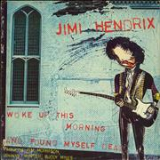 Click here for more info about 'Jimi Hendrix - Woke Up This Morning And Found Myself Dead - EX'
