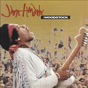 Click here for more info about 'Jimi Hendrix - Woodstock - Display flat'