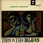 Click here for more info about 'Jimmie Gordon - This Is The Blues Vol.7 EP'