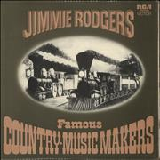 Click here for more info about 'Jimmie Rodgers (Country) - Famous Country-Music Makers - Vol. 1'