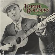 Jimmie Rodgers (Country) The Early Years USA vinyl LP