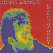 Click here for more info about 'Jimmy Barnes - Change Of Heart'
