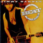 Click here for more info about 'Jimmy Barnes - Heat'