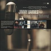 Click here for more info about 'Jimmy Barnes - Signed, Sealed, Delivered - Coloured Vinyl + Numbered - Sealed'