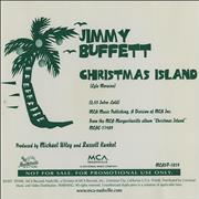 Click here for more info about 'Jimmy Buffett - Christmas Island'