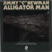 Click here for more info about 'Jimmy C. Newman - Alligator Man - Sealed'