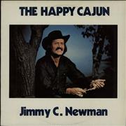 Click here for more info about 'Jimmy C. Newman - The Happy Cajun'
