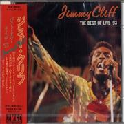 Click here for more info about 'Jimmy Cliff - The Best Of Love '93'