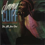 Click here for more info about 'Jimmy Cliff - We All Are One - A Label'