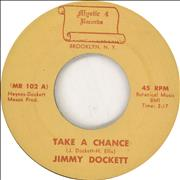 Click here for more info about 'Jimmy Dockett - Take A Chance'