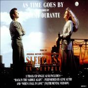 Jimmy Durante As Time Goes By Austria CD single