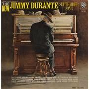 Jimmy Durante September Song USA press kit Promo