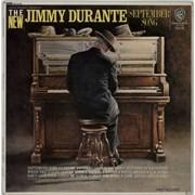 Jimmy Durante September Song UK vinyl LP