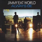 Click here for more info about 'Jimmy Eat World - Always Be'