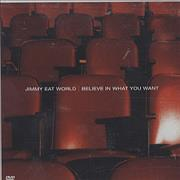 Click here for more info about 'Jimmy Eat World - Believe In What You Want'
