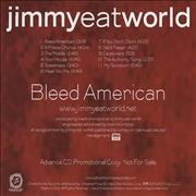 Click here for more info about 'Jimmy Eat World - Bleed American - Advance'