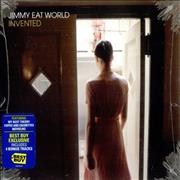 Click here for more info about 'Jimmy Eat World - Invented - Best Buy'