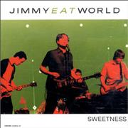 Click here for more info about 'Jimmy Eat World - Sweetness'